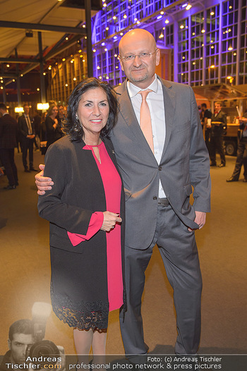 ORF III Programmpräsentation - Globe Wien - Do 07.03.2019 - Peter SCHÖBER, Danielle SPERA6