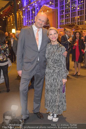 ORF III Programmpräsentation - Globe Wien - Do 07.03.2019 - Peter SCHÖBER, Kristina SPRENGER10