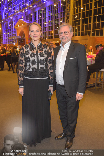 ORF III Programmpräsentation - Globe Wien - Do 07.03.2019 - Elina GARANCA, Alexander WRABETZ12