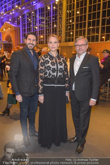 ORF III Programmpräsentation - Globe Wien - Do 07.03.2019 - Clemens UNTERREINER, Elina GARANCA, Alexander WRABETZ17
