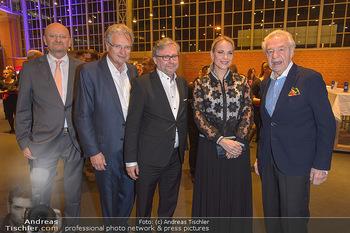 ORF III Programmpräsentation - Globe Wien - Do 07.03.2019 - Herbert FECHTER, Elina GARANCA, Alexander WRABETZ, Peter SCHÖBE21