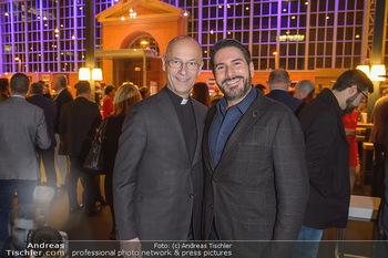 ORF III Programmpräsentation - Globe Wien - Do 07.03.2019 - Anton Toni FABER, Clemens UNTERREINER23