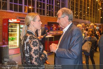 ORF III Programmpräsentation - Globe Wien - Do 07.03.2019 - Herbert FECHTER, Elina GARANCA24
