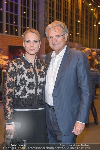 ORF III Programmpräsentation - Globe Wien - Do 07.03.2019 - Herbert FECHTER, Elina GARANCA25