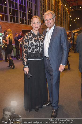 ORF III Programmpräsentation - Globe Wien - Do 07.03.2019 - Herbert FECHTER, Elina GARANCA26