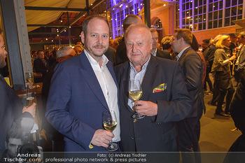 ORF III Programmpräsentation - Globe Wien - Do 07.03.2019 - Niki und Rudolf Purzel KLINGOHR31