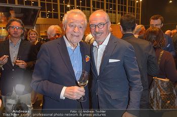 ORF III Programmpräsentation - Globe Wien - Do 07.03.2019 - Harald SERAFIN, Siegfried MERYN33