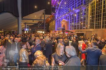 ORF III Programmpräsentation - Globe Wien - Do 07.03.2019 - Cocktailempfang, VIP-Party, Menschenmassen36