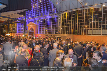 ORF III Programmpräsentation - Globe Wien - Do 07.03.2019 - Cocktailempfang, VIP-Party, Menschenmassen38