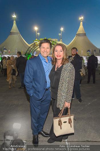 Cirque du Soleil - Zirkuszelt Neu Marx, Wien - Di 12.03.2019 - Gabriele BENESCH, Erich FURRER3