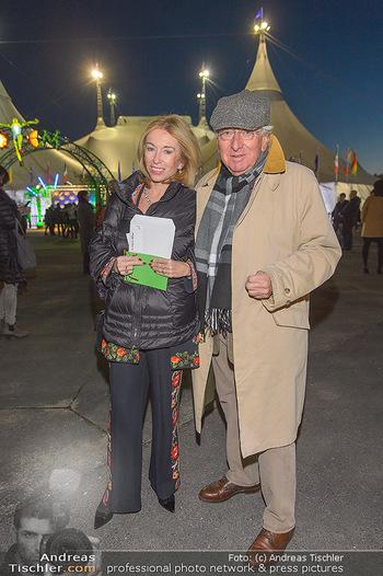Cirque du Soleil - Zirkuszelt Neu Marx, Wien - Di 12.03.2019 - Dagmar MILLESI, Heinz ZEDNIK5