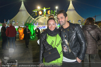 Cirque du Soleil - Zirkuszelt Neu Marx, Wien - Di 12.03.2019 - Ines und Fadi MERZA9