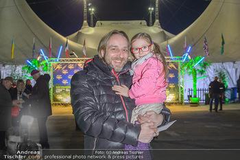 Cirque du Soleil - Zirkuszelt Neu Marx, Wien - Di 12.03.2019 - 10
