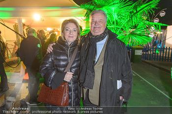Cirque du Soleil - Zirkuszelt Neu Marx, Wien - Di 12.03.2019 - Gerhard ERNST mit Ehefrau Ulrike Ulli KIRCHTAG17