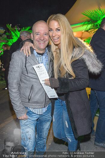 Cirque du Soleil - Zirkuszelt Neu Marx, Wien - Di 12.03.2019 - Andy LEE LANG, Yvonne RUEFF26