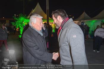 Cirque du Soleil - Zirkuszelt Neu Marx, Wien - Di 12.03.2019 - Peter WECK, Clemens UNTERREINER37