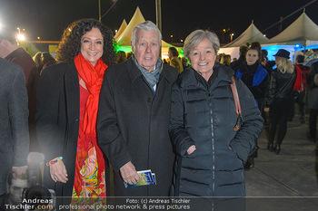 Cirque du Soleil - Zirkuszelt Neu Marx, Wien - Di 12.03.2019 - Barbara WUSSOW, Peter WECK, Elisabeth FALLENBERG49