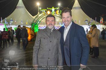 Cirque du Soleil - Zirkuszelt Neu Marx, Wien - Di 12.03.2019 - Hubert Hupo NEUPER, Daniel SERAFIN50
