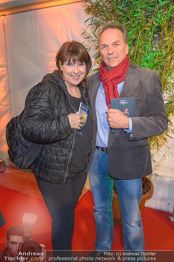 Cirque du Soleil - Zirkuszelt Neu Marx, Wien - Di 12.03.2019 - Martina RUPP, Peter JÄGER63