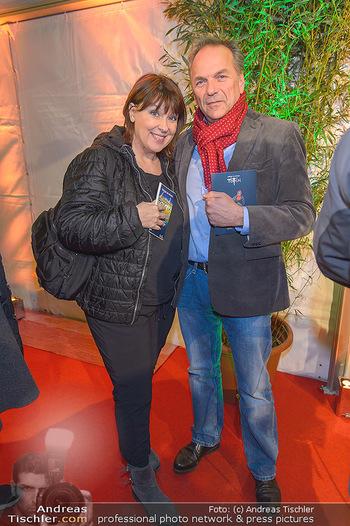 Cirque du Soleil - Zirkuszelt Neu Marx, Wien - Di 12.03.2019 - Martina RUPP, Peter JÄGER64