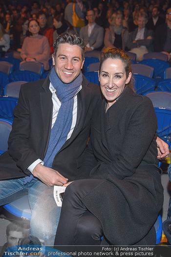 Cirque du Soleil - Zirkuszelt Neu Marx, Wien - Di 12.03.2019 - Kati BELLOWITSCH mit Daniel GEYER78