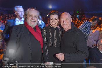 Cirque du Soleil - Zirkuszelt Neu Marx, Wien - Di 12.03.2019 - Paulus MANKER, Elisabeth AUER, Alexander GOEBEL (GÖBEL)88