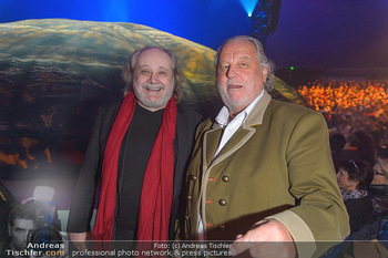 Cirque du Soleil - Zirkuszelt Neu Marx, Wien - Di 12.03.2019 - Paulus MANKER, Hannes KARTNIG90