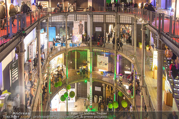 HomeDepot Opening - SemperDepot - Mi 13.03.2019 - SemperDepot innen, Übersichtsfotos über Stockwerke, Etage, Aus35