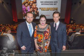 Kinopremiere ´Die Goldfische´ - Cineplexx Donauplex Wien - Do 14.03.2019 - Maria HAPPEL, Tom SCHILLING, Axel STEIN1