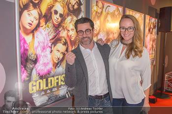 Kinopremiere ´Die Goldfische´ - Cineplexx Donauplex Wien - Do 14.03.2019 - Andreas SEIDL mit Sina (wird heute 33)6