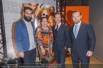Kinopremiere ´Die Goldfische´ - Cineplexx Donauplex Wien - Do 14.03.2019 - Alireza GOLAFSHAN, Maria HAPPEL, Tom SCHILLING, Axel STEIN14