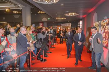 Kinopremiere ´Die Goldfische´ - Cineplexx Donauplex Wien - Do 14.03.2019 - 19