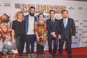 Kinopremiere ´Die Goldfische´ - Cineplexx Donauplex Wien - Do 14.03.2019 - 20