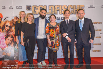 Kinopremiere ´Die Goldfische´ - Cineplexx Donauplex Wien - Do 14.03.2019 - 21