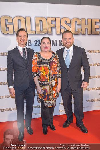 Kinopremiere ´Die Goldfische´ - Cineplexx Donauplex Wien - Do 14.03.2019 - Maria HAPPEL, Tom SCHILLING, Axel STEIN22
