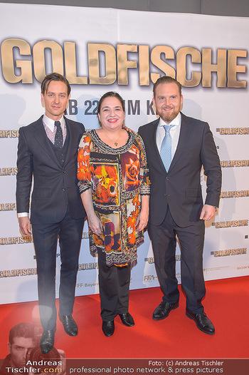 Kinopremiere ´Die Goldfische´ - Cineplexx Donauplex Wien - Do 14.03.2019 - Maria HAPPEL, Tom SCHILLING, Axel STEIN23