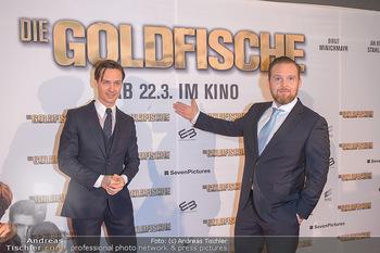 Kinopremiere ´Die Goldfische´ - Cineplexx Donauplex Wien - Do 14.03.2019 - Tom SCHILLING, Axel STEIN27