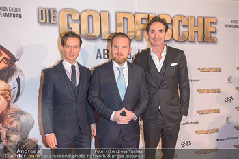 Kinopremiere ´Die Goldfische´ - Cineplexx Donauplex Wien - Do 14.03.2019 - Tom SCHILLING, Axel STEIN, Martin BACHMANN30