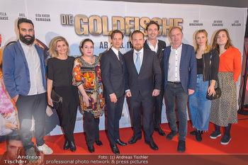 Kinopremiere ´Die Goldfische´ - Cineplexx Donauplex Wien - Do 14.03.2019 - 33