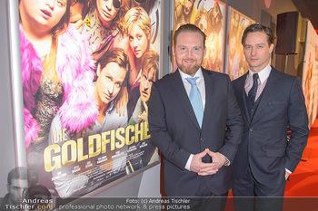 Kinopremiere ´Die Goldfische´ - Cineplexx Donauplex Wien - Do 14.03.2019 - Tom SCHILLING, Axel STEIN38