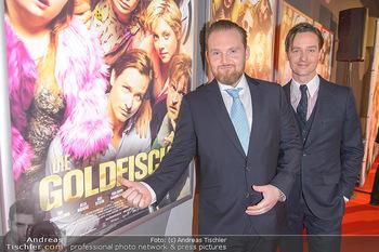 Kinopremiere ´Die Goldfische´ - Cineplexx Donauplex Wien - Do 14.03.2019 - Tom SCHILLING, Axel STEIN39