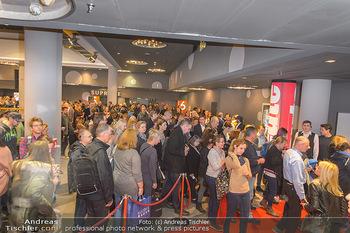 Kinopremiere ´Die Goldfische´ - Cineplexx Donauplex Wien - Do 14.03.2019 - Menschenmassen, Ansturm aufs Kino94