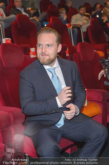 Kinopremiere ´Die Goldfische´ - Cineplexx Donauplex Wien - Do 14.03.2019 - Axel STEIN97