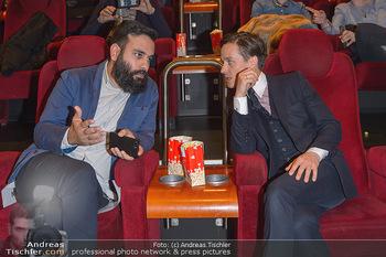 Kinopremiere ´Die Goldfische´ - Cineplexx Donauplex Wien - Do 14.03.2019 - Alireza GOLAFSHAN, Tom SCHILLING99