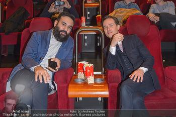 Kinopremiere ´Die Goldfische´ - Cineplexx Donauplex Wien - Do 14.03.2019 - Alireza GOLAFSHAN, Tom SCHILLING100