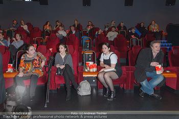 Kinopremiere ´Die Goldfische´ - Cineplexx Donauplex Wien - Do 14.03.2019 - Familie Maria HAPPEL mit Dirk und Kindern Paula und Annemarie101