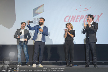 Kinopremiere ´Die Goldfische´ - Cineplexx Donauplex Wien - Do 14.03.2019 - 110