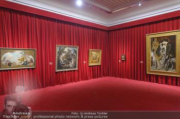 Ausstellungseröffnung Wien um 1900 - Leopold Museum - Fr 15.03.2019 - Ausstellungsräumlichkeiten, Kusntwerke, Bilder, Vernissage, Kun4
