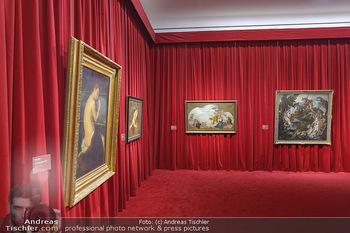 Ausstellungseröffnung Wien um 1900 - Leopold Museum - Fr 15.03.2019 - Ausstellungsräumlichkeiten, Kusntwerke, Bilder, Vernissage, Kun5