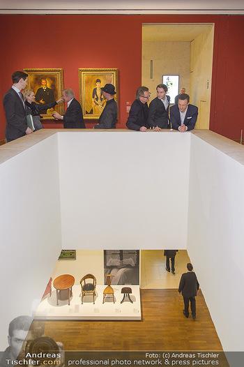 Ausstellungseröffnung Wien um 1900 - Leopold Museum - Fr 15.03.2019 - 15